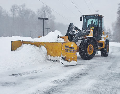New Jersey Commercial Snow Removal in NJ